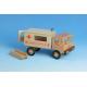 Werdauer LKW-Krankentransport mit Krankentrage für Kinder ab 3 Jahre
