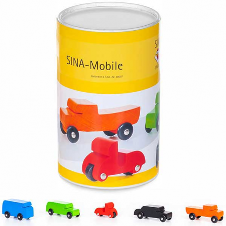 SINA - Mobile, Sortierung 2
