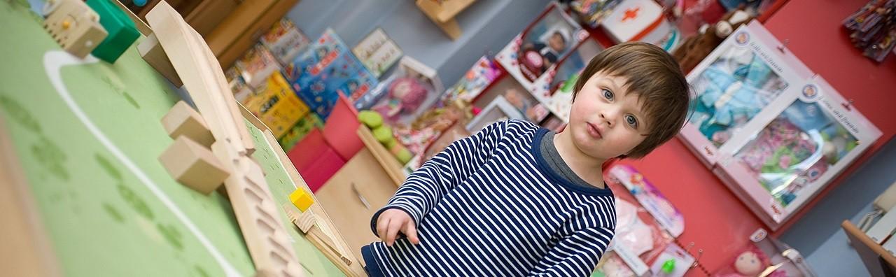 Spielwaren und Holzspielzeug in Dresden kaufen